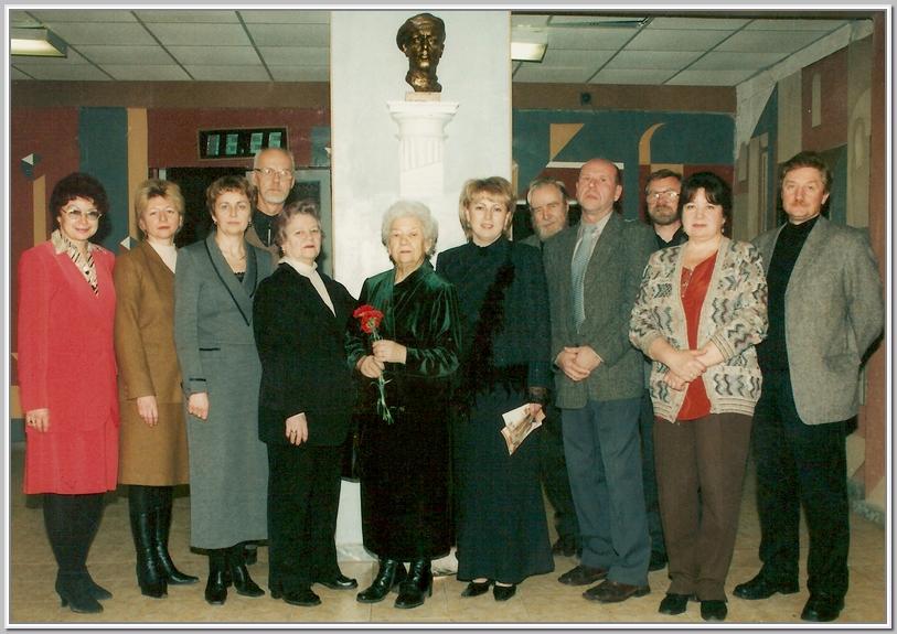 Выставка в Ивановском художественном училище