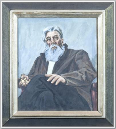 """""""Скульптор А.Кибальников"""" 1979г."""