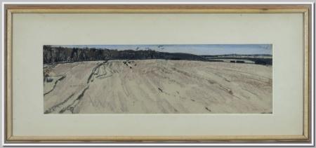 """Осень, поле"" 1976г."