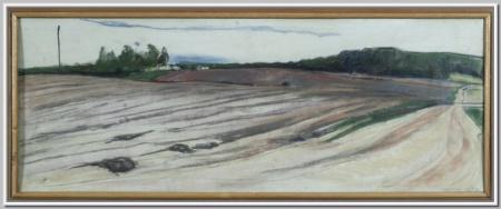 """""""Картофельное поле"""" 1976г."""