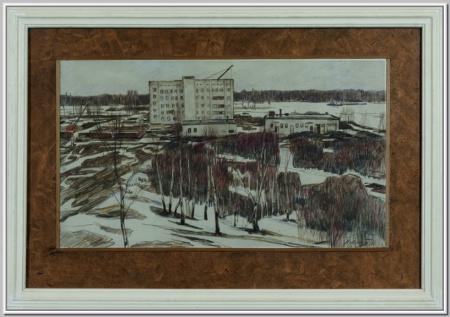 """""""Строительство в Иваново"""" 1988г."""