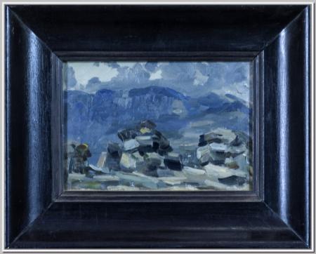"""""""В горах Кавказа"""" 1953г."""