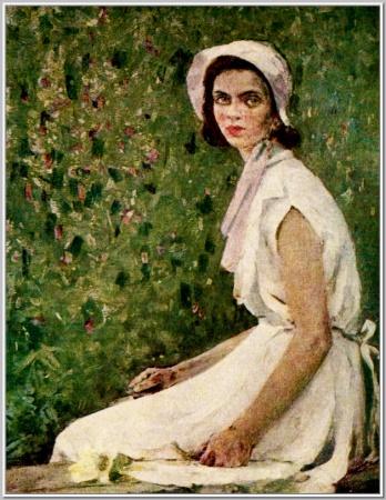 """Березка"" 1957г."