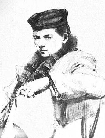 """""""Соня"""" 1947г."""