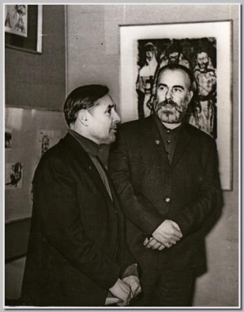 М.Малютин и В.Королев 70-е
