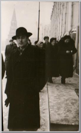 Москва, 50-е