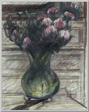 """""""Цветы"""", 1997г."""
