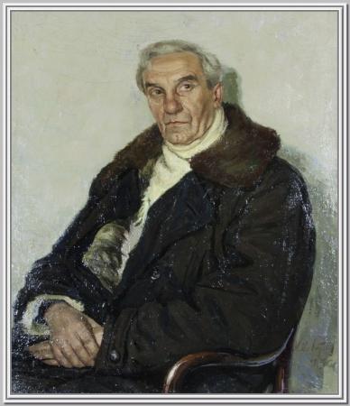 """""""Шишкин Тимофей Яковлевич"""" 1949"""