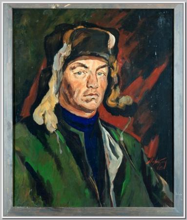 """""""Хромов Василий Захарович"""" 1985"""